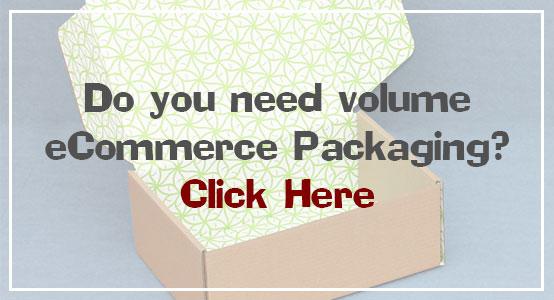 volume ecommerce packaging