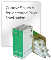 E-Stretch for Pallet Stabilisation