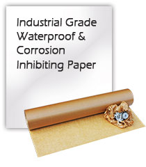 Waterproof Corrosion Inhibiting Paper