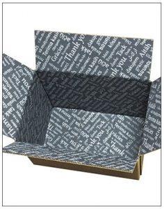 Bespoke Pattern Internal eCommerce Box
