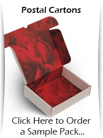Postal Cartons for Ecommerce