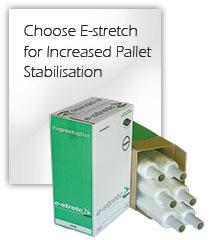 E-Stretch for Pallet Stabilisation