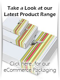 Ecommerce Packaging Product Range