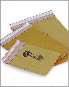 Jiffy Envelopes for Postal Packaging
