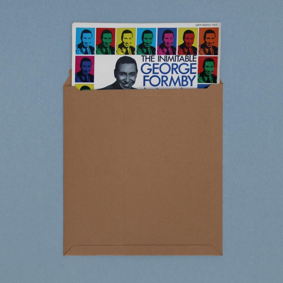 Lp Mailer Boxes Amp Vinyl Record Mailers Amp Lp Bubble Bags