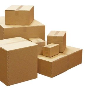 Single Wall (S/W) Corrugated Cardboard Boxes and Cardboard Despatch Cartons