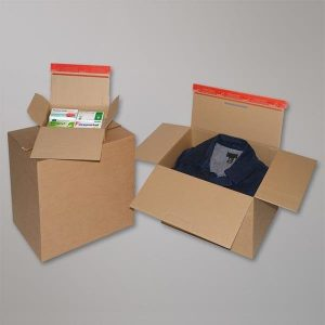 High Speed Build Colompac® CP151 Cardboard Dispatch Boxes