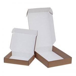 ecommerce box tuck flap