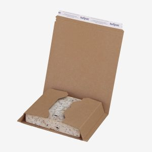 Economy Tufpac® Book Wrap Mailers & Book Boxes