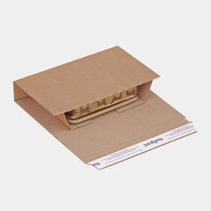 Economy Book Wrap Mailers